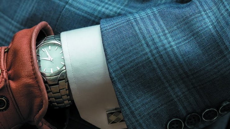 Three Good Suits