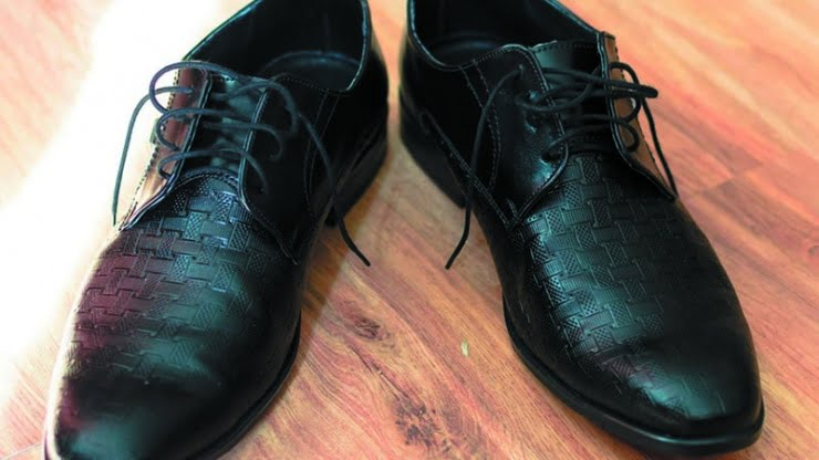 Oxfords or Brogues