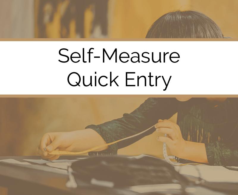 Quick Measurement Submission